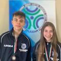 Due giovani di Barletta ai Campionati Italiani Cadetti di Karate