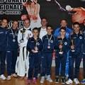 Asd Federico II, 14 medaglie dai Regionali Kickboxing Fibms