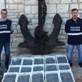 Sequestrati 140 kg di novellame, impegnata la Capitaneria di Porto di Barletta