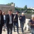 Cannito accoglie l'ex procuratore Gian Carlo Caselli a Barletta