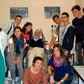 """Gli studenti dell'ITE  """"Cassandro """" a scuola di solidarietà"""