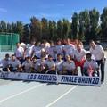 Il gruppo sportivo AVIS Barletta vince la Finale Nazionale Serie A Bronzo