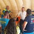 """Gare nazionali  """"Ironman """" a Cervia, impegnati anche volontari di Barletta"""
