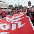 Barletta, sciopero generale Cgil