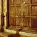 Ripulita l'entrata della Chiesa di Sant'Antonio, interviene Forza Nuova