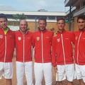 Circolo Tennis Barletta, 3-3 contro la capolista e terzo posto in classifica