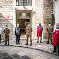 A Barletta l'Esercito a supporto delle famiglie bisognose