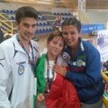 Europei Taekwondo Itf, oro per la barlettana Contento