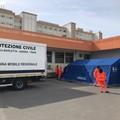 L'esercito attiverà un ospedale da campo a Barletta con 40 posti letto