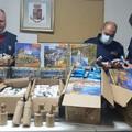 Arrestato 37enne a Barletta per detenzione di ordigni esplosivi