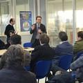 «Prioritarie le politiche per il Sud», Dario Damiani all'Iposea di Cerignola