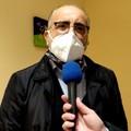 Vaccinazione senza sosta, Delvecchio: «Massima responsabilità di tutti»