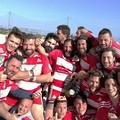 Draghi Bat, arriva il successo sui Panthers Modugno Rugby