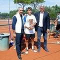 Tennis, Guerrieri trionfa a Barletta nel Campionato Under 16