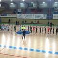 Editalia, i ragazzi di mister Vaccariello contro il Futsal Win Time Latiano