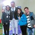 Energymania Barletta, cinque medaglie dai campionati di Piedimonte Matese