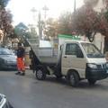 Al via le attività di pulizia meccanizzata: ecco i divieti di sosta a Barletta