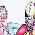"""È scomparso Antonio Falconetti, in arte  """"M'arress """", sagace vignettista di Barletta"""