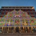 La Festa Patronale si colora con le luminarie