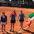 Fed Cup, l'Italia supera Taipei e conquista la salvezza nel World Group II