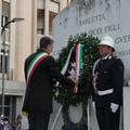 Celebrazioni San Sebastiano, encomi per la Polizia municipale di Barletta
