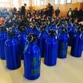 """Mille borracce ecologiche per la scuola  """"Fieramosca """" di Barletta"""