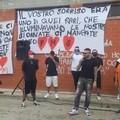 Il cantante Andrea Zeta omaggia le tre vittime della Andria-Barletta