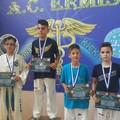 Teakwondo, incetta di medaglie della Fitsport in Grecia