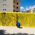 Formia omaggia Pietro Mennea con un murale artistico