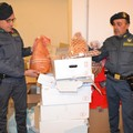 Prosciutto e prosecco rubati, maxi sequestro ad un 50enne di Barletta