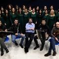 """Il maestro barlettano Francesco Lotoro alla direzione di  """"Libero è il mio canto """""""