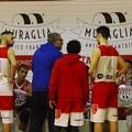 Frantoio Muraglia Barletta Basket, l'anno si chiude con una sconfitta a Lucera