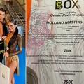 """I fratelli Tesse di Barletta in finale agli europei WDSF """"Holland Masters"""" di Rotterdam"""