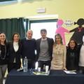 """Gli studenti della  """"Fieramosca """" di Barletta incontrano l'arbitro Antonio Damato"""