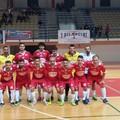 Vittoria agevole per 3-1 del Futsal Barletta in casa contro Futsal Salapia