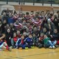 Nuovo pareggio per il Futsal Barletta, contro il Cus Molise termina 3-3