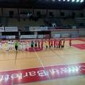 Futsal Barletta, match ricco di gol ma vince il Dream Team Palo del Colle