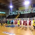 Le Aquile Molfetta rapaci contro il Futsal Barletta