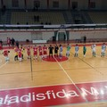 Futsal Barletta, oggi pomeriggio al PalaDisfida atteso il San Ferdinando