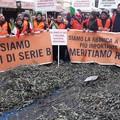 Roma si colora di arancione, in diretta la protesta anche dalla Puglia