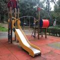 Villa Bonelli, riparate giostrine e giochi per i più piccoli