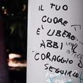 Villa Bonelli, il paradiso del graffito selvaggio