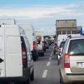 Incidente sulla 16bis, traffico bloccato all'altezza di Barletta Boccadoro