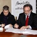 Barletta, Presidente e Sindaco siglano il contratto