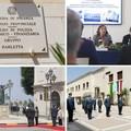 Il ministro Lamorgese a Barletta, solenne cerimonia per le forze dell'ordine