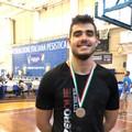 Pesistica Olimpica, medaglia di bronzo per il barlettano Vincenzo Pace