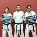 Energymania Barletta, Giovanni Cafagna e Daniela Spinazzola ai Mondiali Wtka