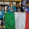 Palestra Dragon Barletta, tre podi ai mondiali di Kickboxing