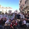 """Gli studenti di Barletta in piazza per il  """"Fridays for Future """". Ecco le immagini"""