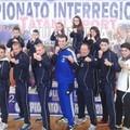 Campionati interregionali Fibkms, Barletta domina nel medagliere